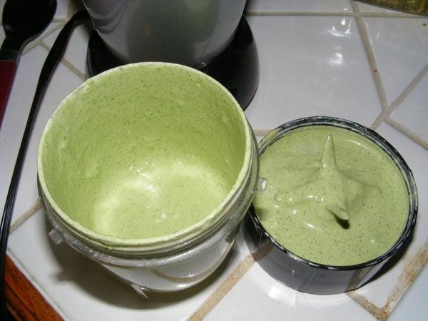 Homemade Herbonnaise Herb Garlic Mayonnaise