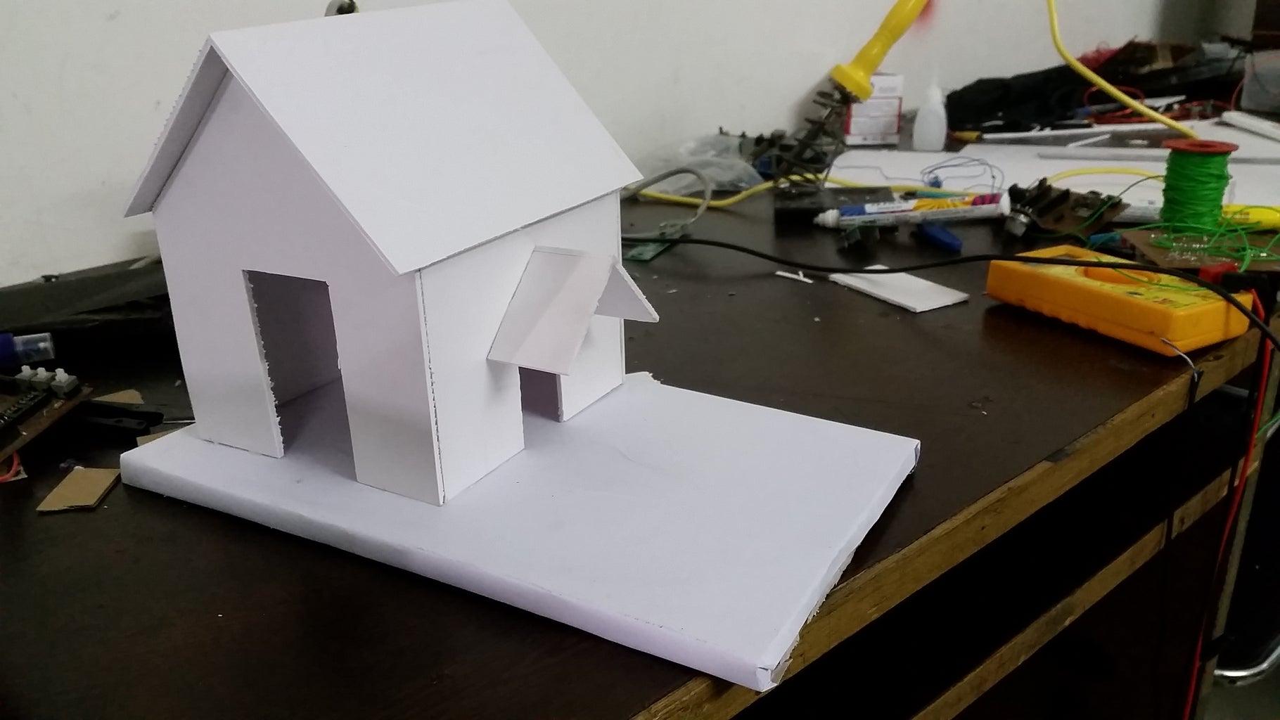 Preparing Structure: