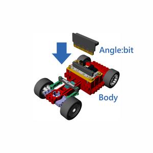 Angle:bit アダプターを取り付けましょう