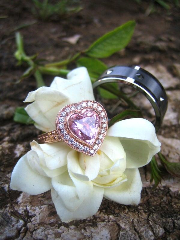 Design Your Wedding/Engagement Ring