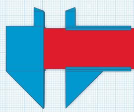 3D Printable Vernier Caliper Attachment