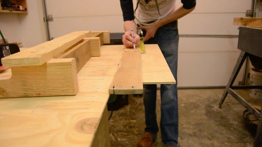 Making the Glass Slots
