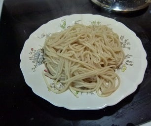 Spaghetti Without Clumps -- No Oil