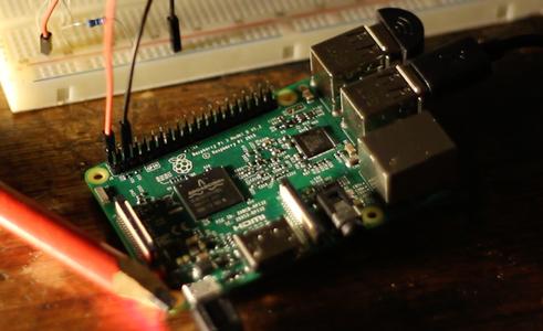 Setup the Raspberry Pi