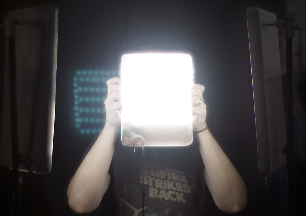 Led Light panel kit  for photography
