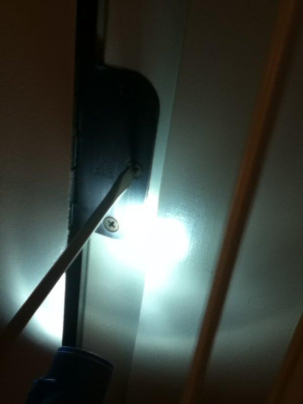 DIY Screwdriver Light