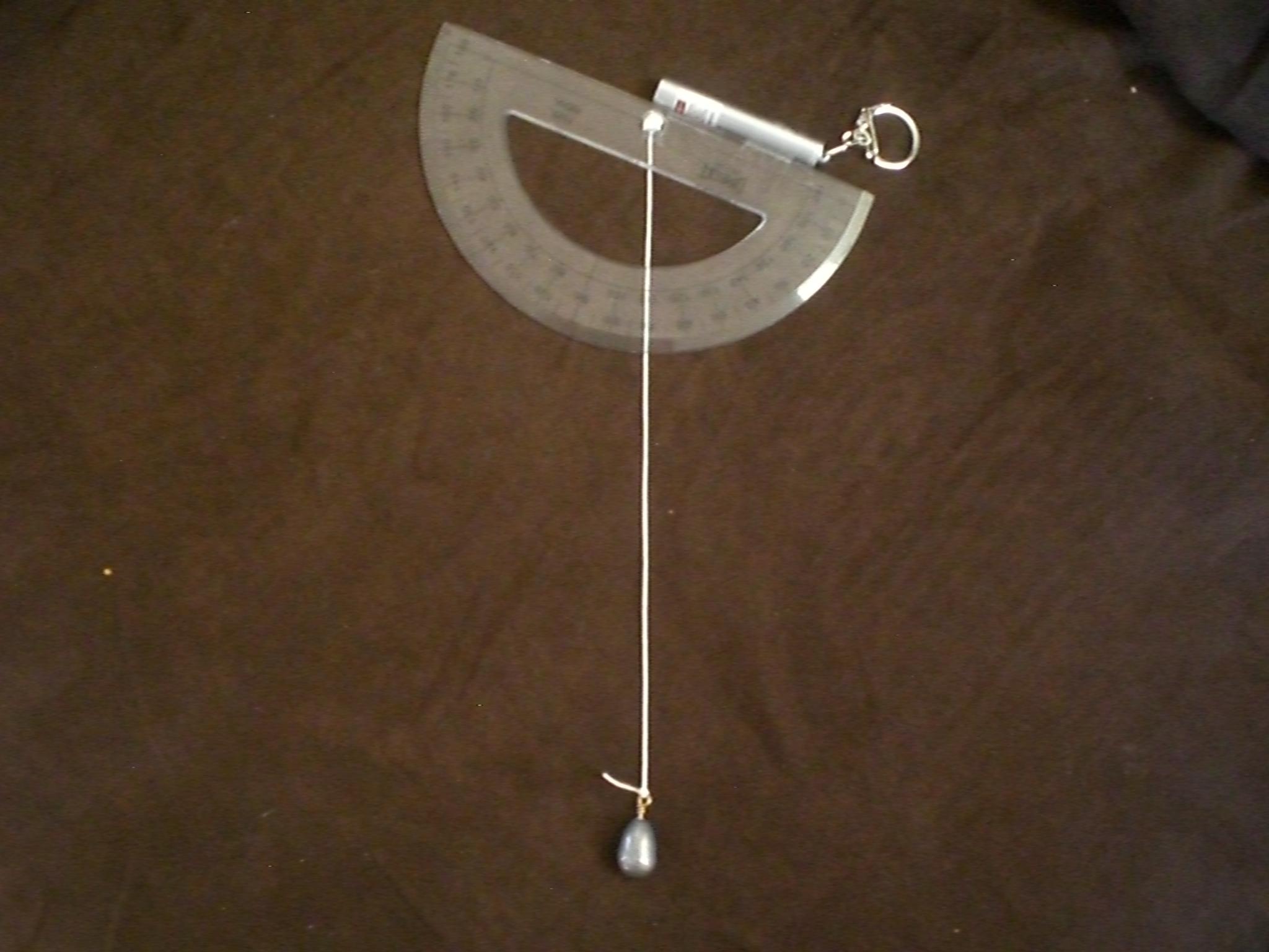 How to Make a Hypsometer