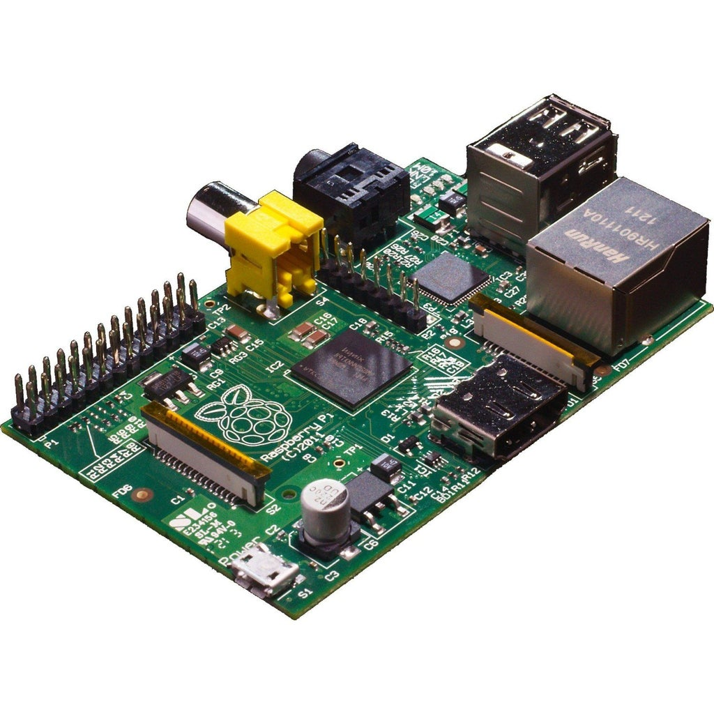 Configuring the Raspberry Pi B for Remote Control Use