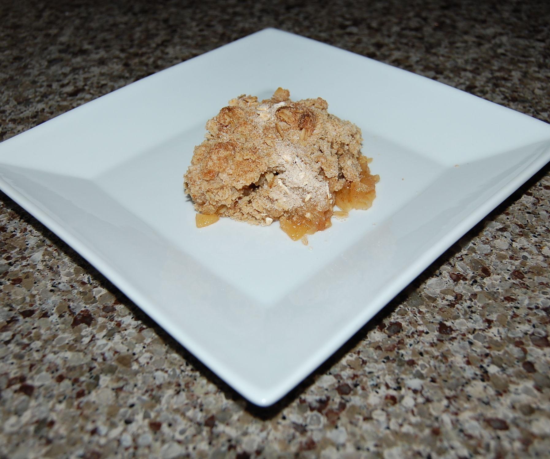 Gluten & Dairy Free Apple Crisp