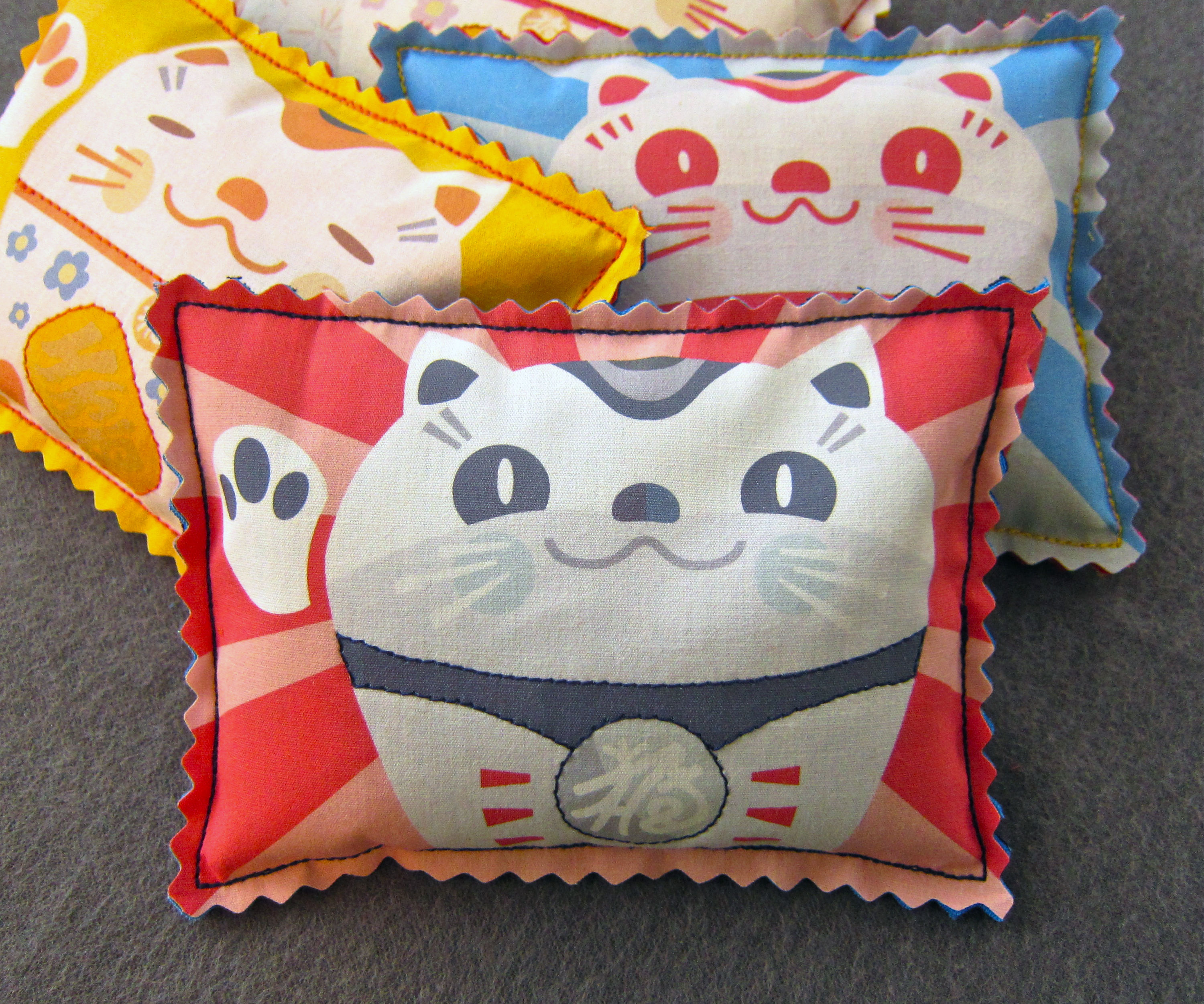 Lucky Cat Heat Pack