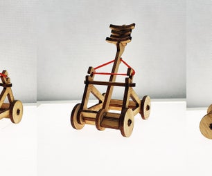 Onager Catapult: Reverse Engineering Project