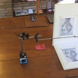 Building and Testing the Optical Apparatus From Tim's Vermeer