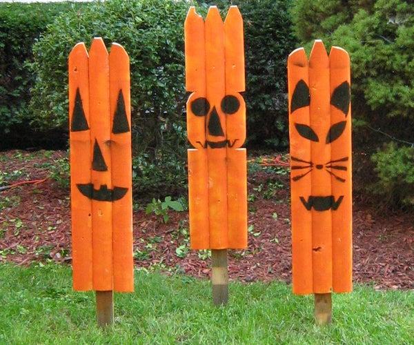 Pumpkin Pickets