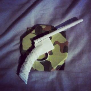 Paper Gun!