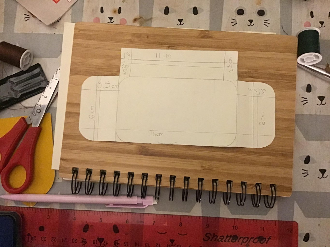 Draw Up Your Stencil