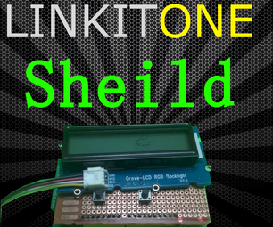 How to Build a Shield for the Linkit One