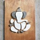 Concrete Art | Ganesha Wall Portrait