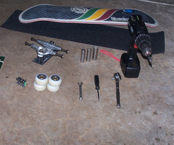 How to Put Together a Skateboard