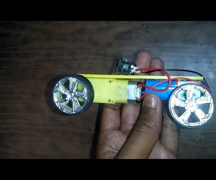 How to DC Motor Speed Car at Home