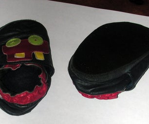 Resole Soft-soled Baby Shoes (Robeez's)