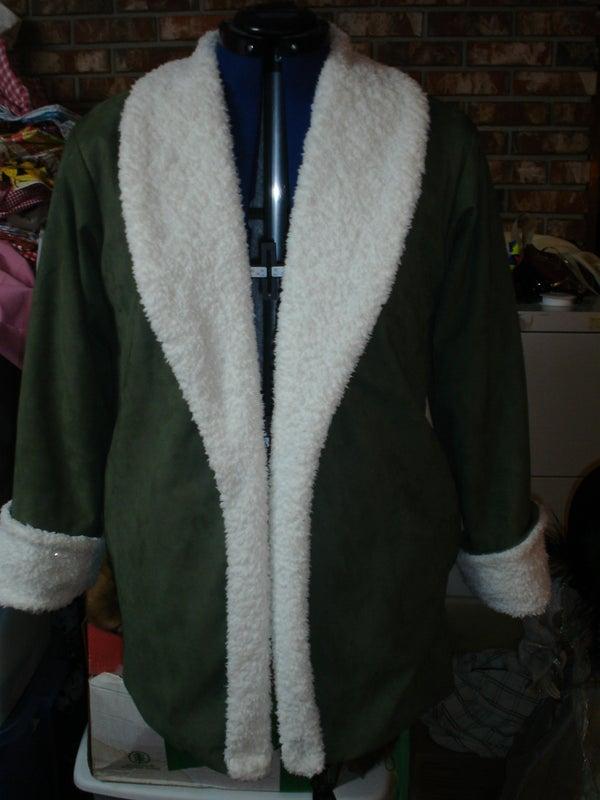 Simple Ultra Suede Jacket