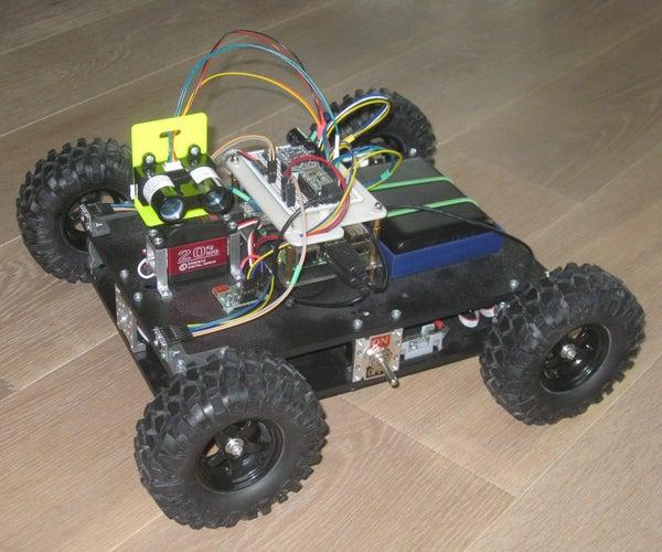 Autonomous Rover - Part 2 - Locomotion