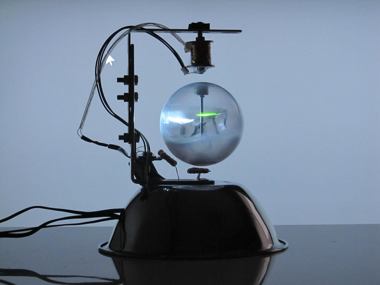 Arduinoで作る浮遊光球