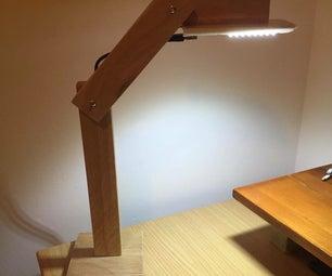 Super Bright USB Powered LED Lamp
