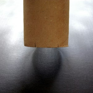 Cutting Holes on the Top