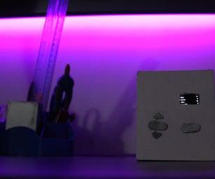 MQTT Mood Lights With ESP32