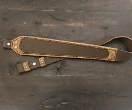 Leather Rifle Shoulder Sling