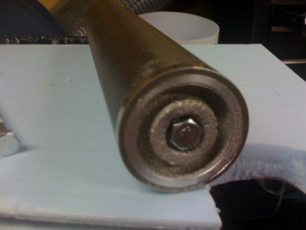 How to Cast and Machine Aluminum Rollers
