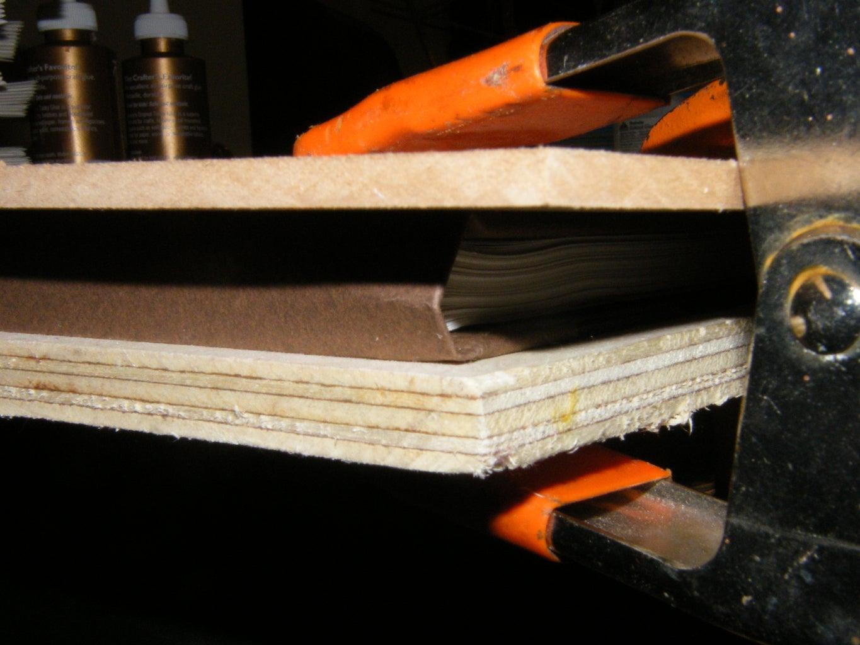 Step 11: Finishing Journal