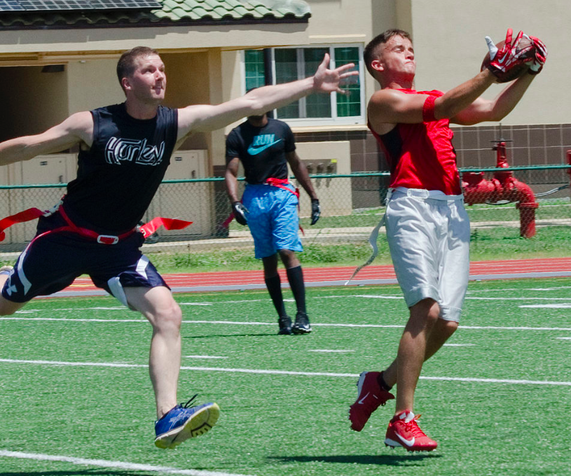 Flag Football Tournament for Charity