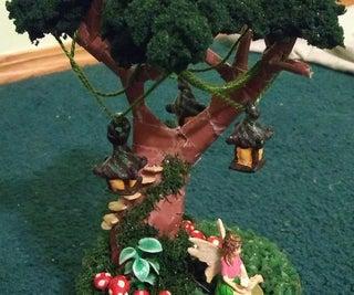 Creative Switch Fairy Tree