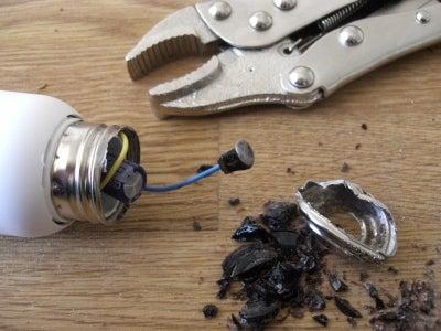 Hacking the CFL Bulbs