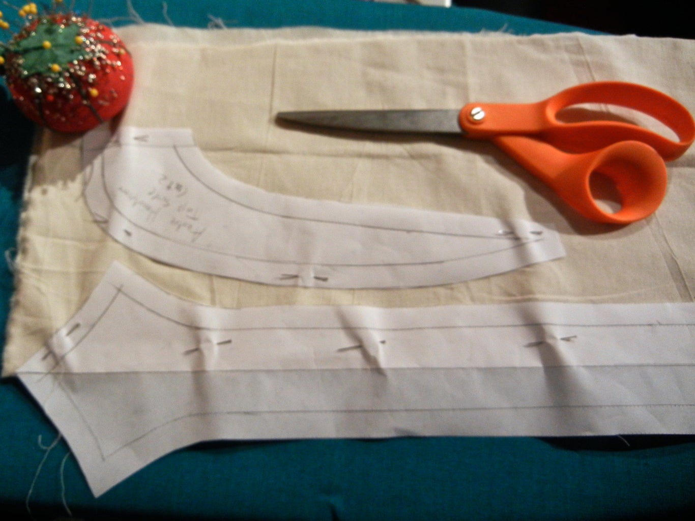 Turning the Mock-Up Into a Pattern