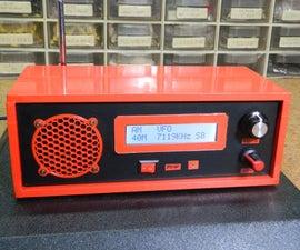 Homemade Arduino+Si4730 All Band Receiver(LW,MW SW,FM)