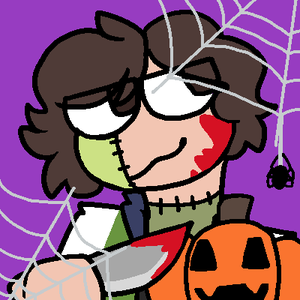 Turning a Preexisting Image Into a Halloween Icon