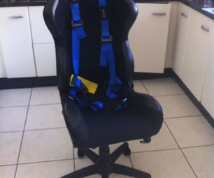 RaceCar Desk Chair