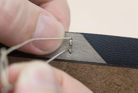 Lock Stitch Thread One