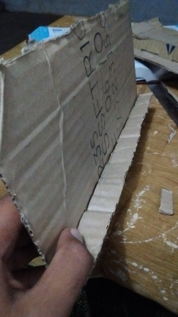 Assembling the Larger Outer Box