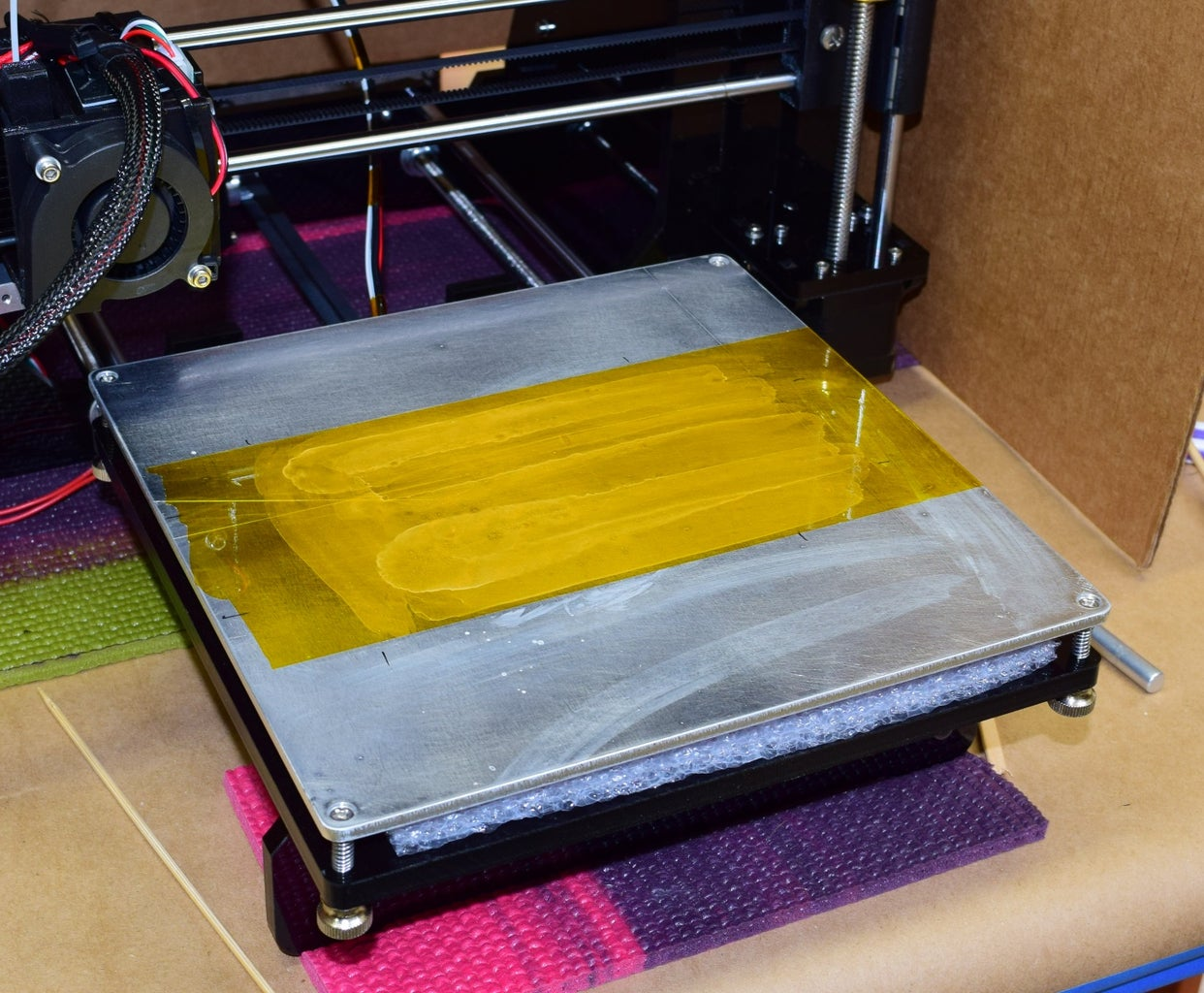 Printing With ABS