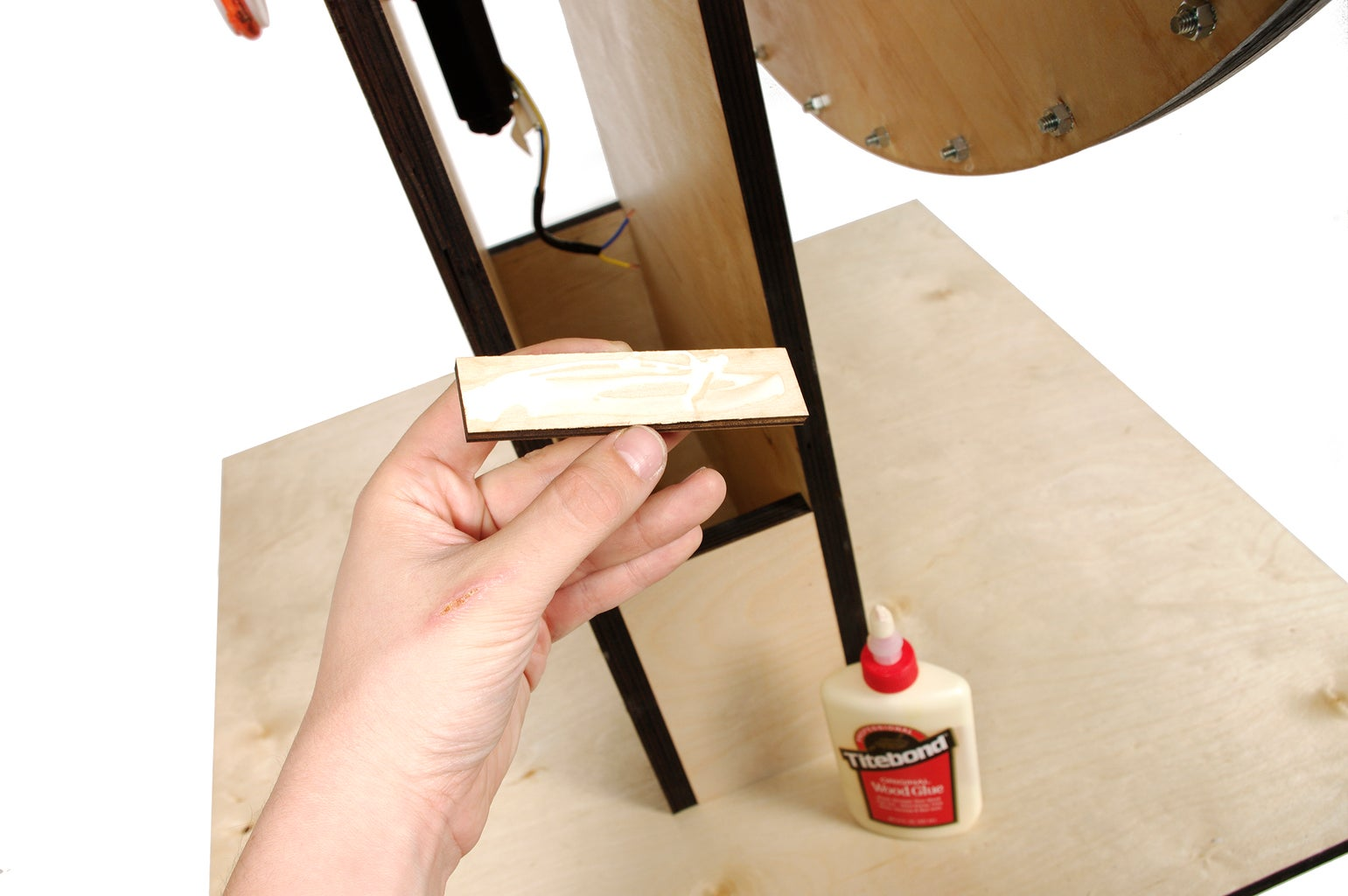 Glue Supports
