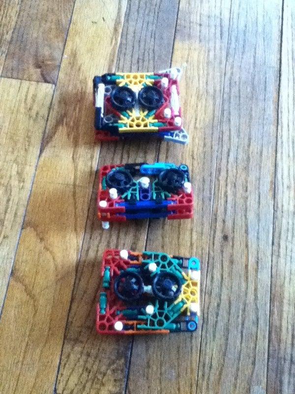 Knex Cassette Transformers Instructions