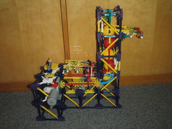 Knex Pump Lift