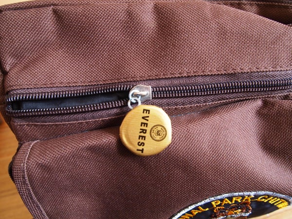 Bottle Cap Zipper Pull, in 15 Minutes or Less!