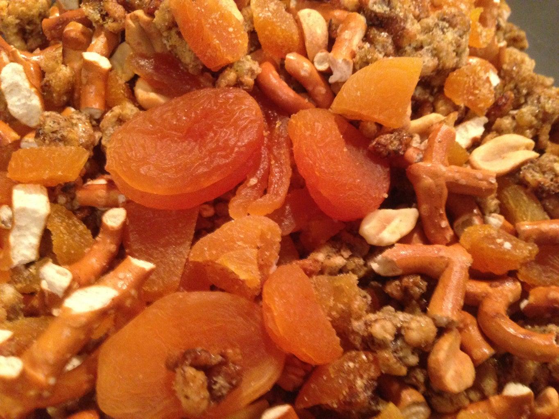 Rice Krispie Treat Trail Mix