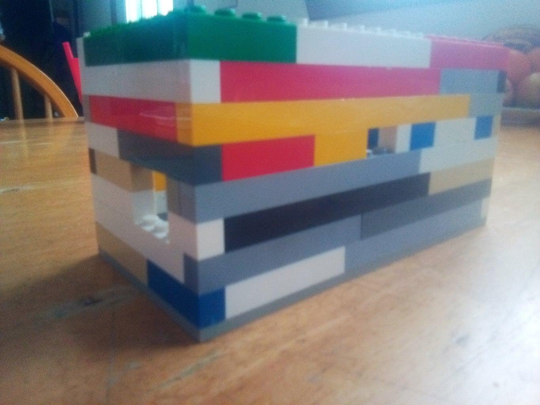 Building a Lego Box