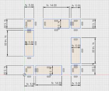 Dimension Using Parameters